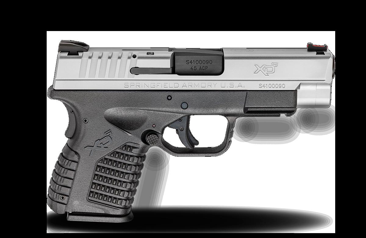 Pistole samonabíjecí XDS 45 4″ SS HS Produkt
