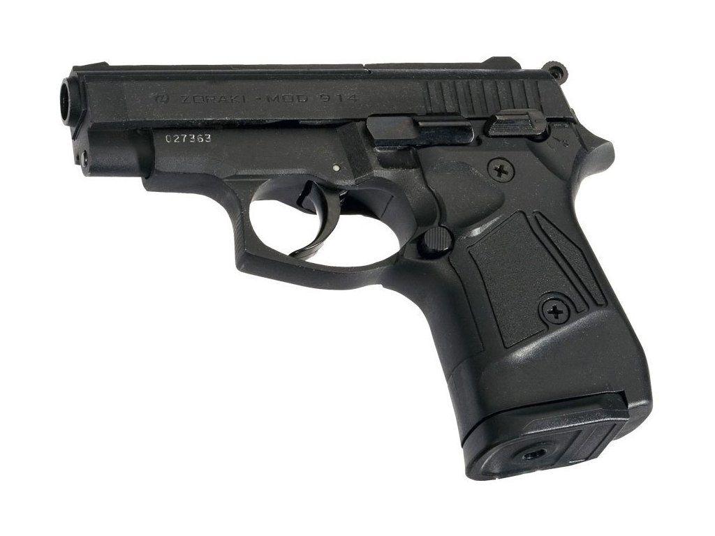 plynová pistole zoraki 914