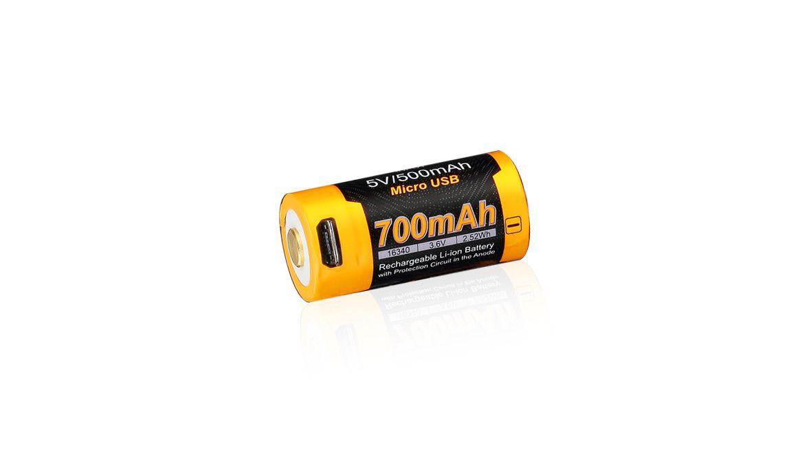 Akumulátor ARB-L16-700U 16340 700 mAh