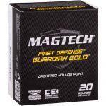 Magtech 38 Spec. JHP Guardian Gold 8,1 g