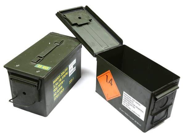 schránka náboje m2a1