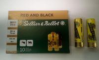 S&B 20/65 Red&Black 26,5 g