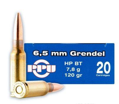 Kulový náboj Prvi Partizen 6,5 mm Grendel