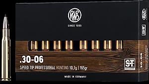 Kulový náboj RWS 30-06 Speed Tip Pro