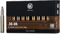 RWS 30-06 Spring ID Classic