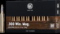 RWS 300 Win Mag EVO