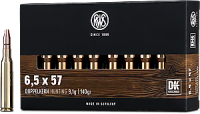 RWS 6,5x57 DK