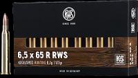 RWS 6,5x65 R  KS 8,2 g
