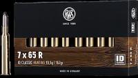 RWS 7x65 R  ID Classic 10,5 g