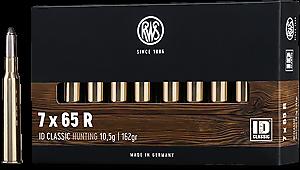 Náboj RWS 7x65 R ID Classic 10,5 g