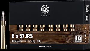 Náboj RWS 8x57 JRS ID Classic12,8 g