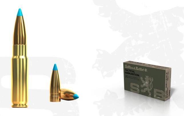 Kulový náboj S&B 300 AAC Blackout Exergy Blue