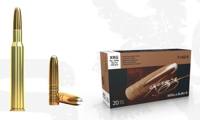 Kulový náboj S&B 7x65 R XRG