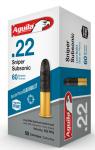 Aguila 22 LR SSS  Sniper Subsonic 3,89 g