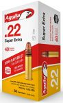 Aguila 22 LR Super Extra Cooper Plated HV 2,59 g