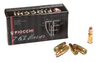 Fiocchi 7,63 Mauser FMJ 5,7 g