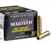 Magtech 357 Mag JHP Guardian Gold 8,1g