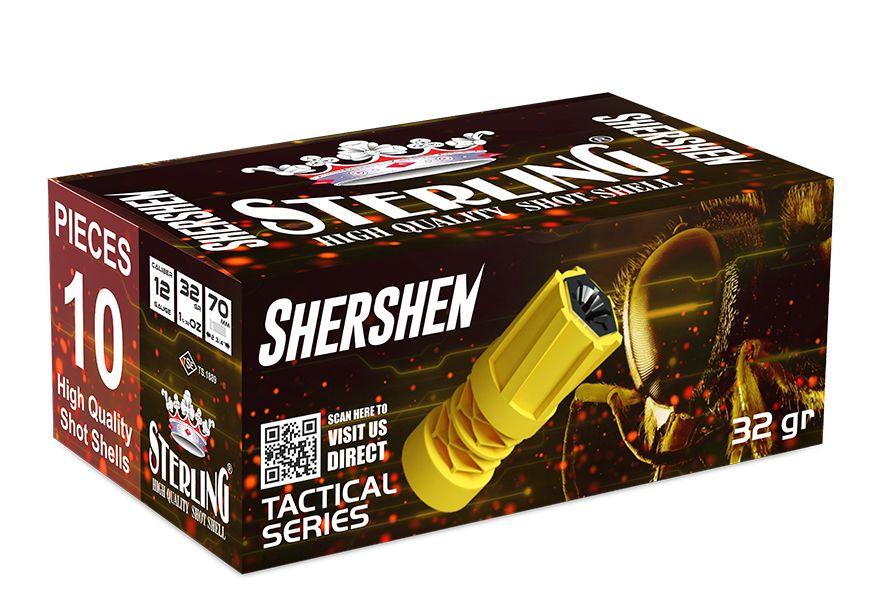 12/70 slug Sterling Shershen