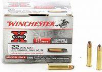 Winchester Super-X 22 WMR JHP