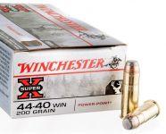 Winchester Super X 44-40 PP 12,96 g