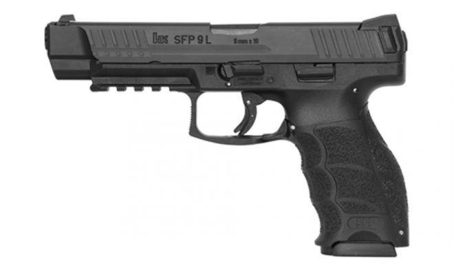 Pistole Heckler & Koch SFP9 L