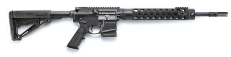 Samonabíjecí puška AR-15 JP-15 JP Rifles