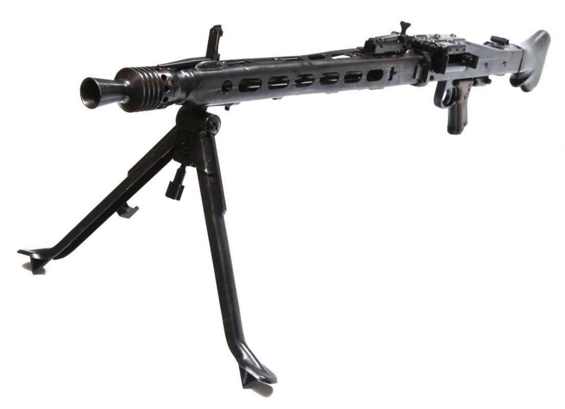 samonabíjecí puška kulomet MG42 / M53