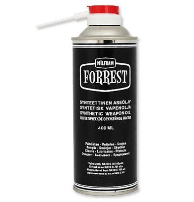 olej na zbaně Milfoam Forrest Synthetic Gun Oil