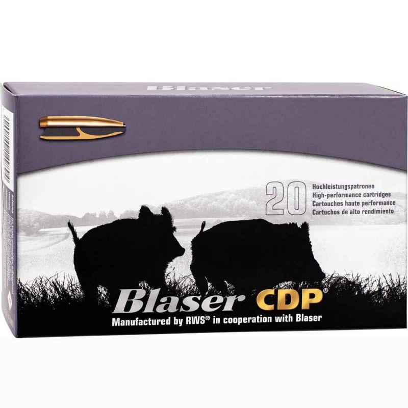 Kulový náboj Blaser CDP