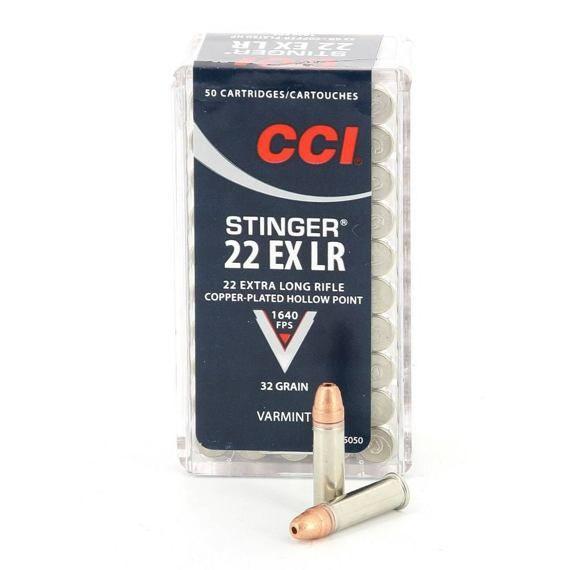 CCI 22 LR Stinger