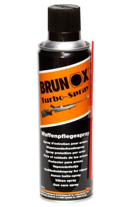 brunox turbo sprej na zbraně