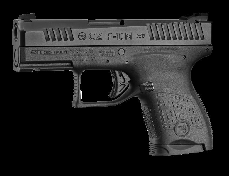 Pistole samonabíjecí CZ P-10 M černá ČZ Uherský Brod
