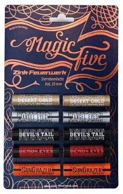 Pyrotechnika Zink, Magic Five